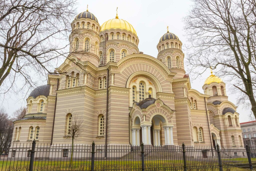 Cathedral of the Nativity of Christ, Riga