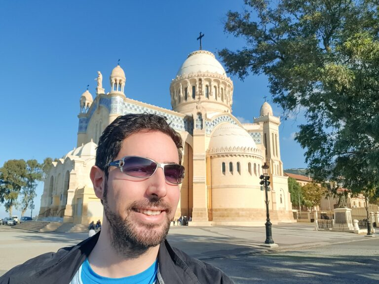 our lady of Africa Algiers Algeria