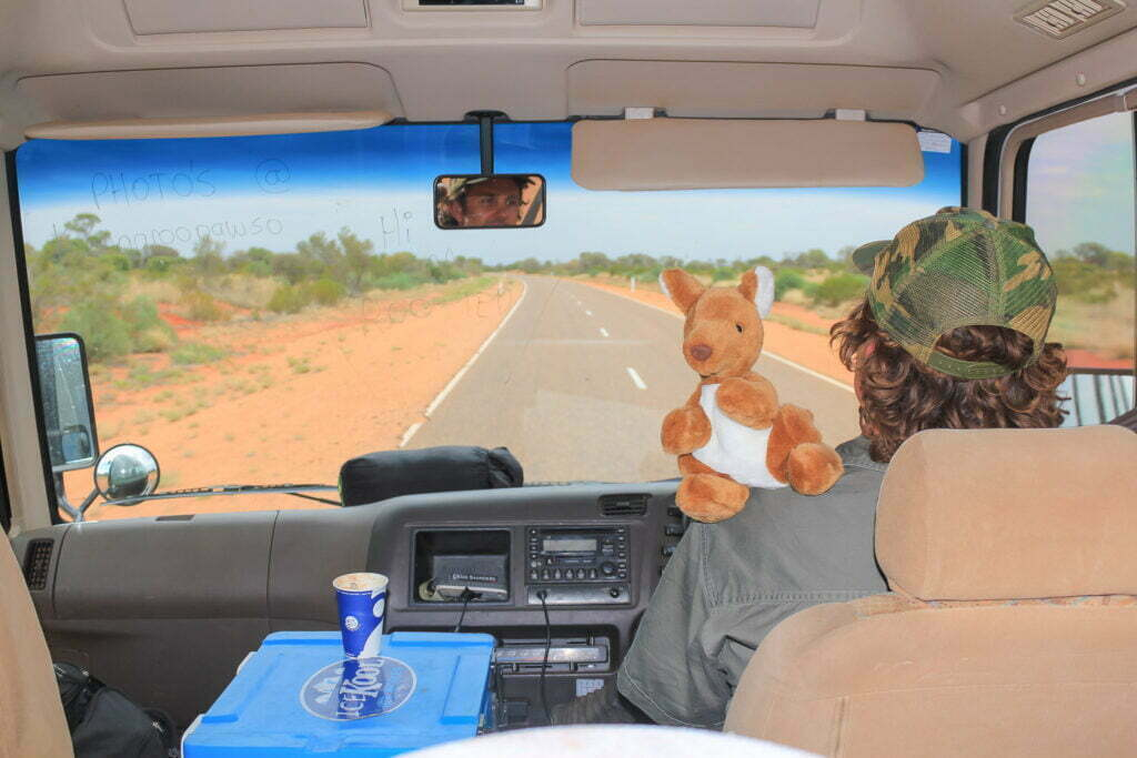 Road Trip Adelaide to Alice Springs