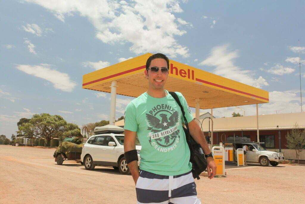 Road Trip Adelaide to Alice Springs Australian Outback